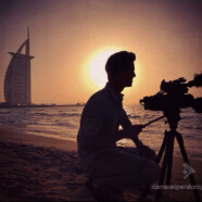 Cameraoperatorsydney.com goes on location filming in Dubai!