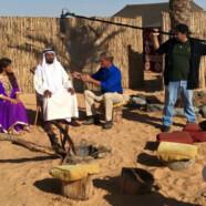 We provide camera crew for Channel 7 show – My Dubai