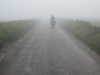 Cycling through Fog