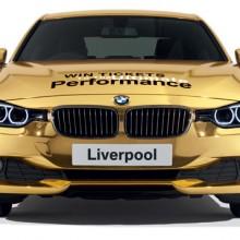 Golden BMW London Olympics Promo