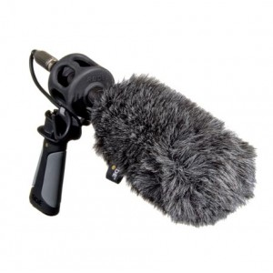 pistol grip for the rode microphone