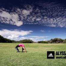 Adidas | The Athletes Foot - Running Backwards
